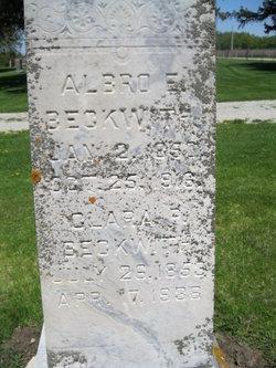Ambro E. Beckwith