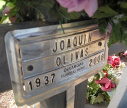 Joaquin Olivas