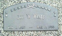 Joseph Wesley Joe Wyatt