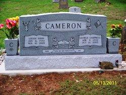 Louise <i>Fixin</i> Cameron