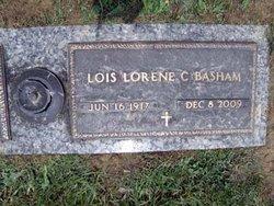 Lois Lorene <i>Cole</i> Basham