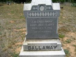 J. H Callaway