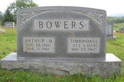Torrinda Ellen <i>Foltz</i> Bowers