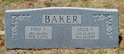 Fred A. Baker