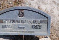 Rebecca Angeline <i>Day</i> Coker