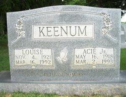 Acie Keenum, Jr