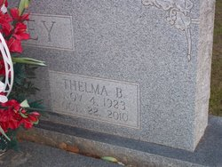 Thelma <i>Butler</i> Hussey