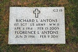 Florence L. <i>Johnson</i> Antons
