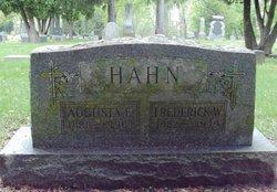 Frederick W Hahn