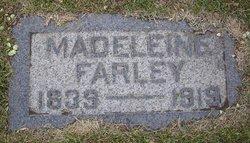 Madeleine <i>Malan</i> Farley