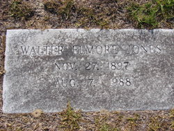 Walter Elmore Jones
