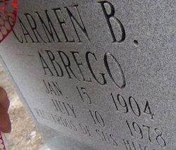 Carmen B Abrego