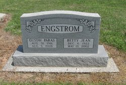 Betty Jean Engstrom
