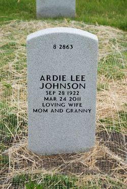 Ardie N Johnson