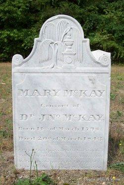 Mary <i>McNeill</i> McKay