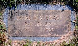 Irene T <i>Montgomery</i> Stewart