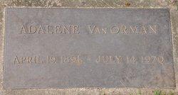 Adelene Van Orman