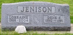 Lorraine Ivanetta <i>Berneman</i> Jenison