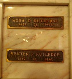 Aura Etta <i>DeWolfe</i> Rutledge