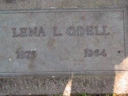 Lena Henrietta Emma <i>Leib Scandrett</i> Odell