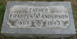 Charles August Anderson