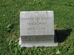 Franklin Lee Ridgely