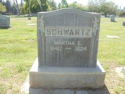 Martha Elizabeth <i>McDonald</i> Schwartz