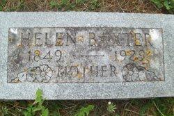 Anna Helene Helen <i>Emberson</i> Baxter
