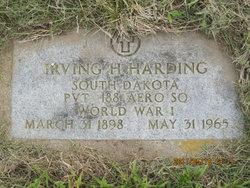 Irving H Harding