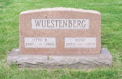 Rose <i>Denker</i> Wuestenberg
