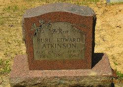 Burl Edward Atkinson