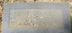 Lillie Atkinson