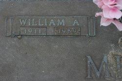 William A Mixon