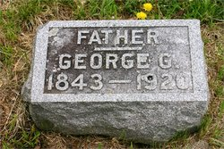 George Goldsmith Cox