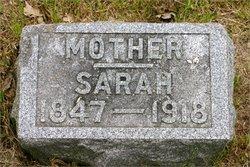 Sarah <i>Whitford</i> Cox