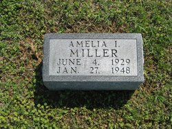 Amelia I. Miller