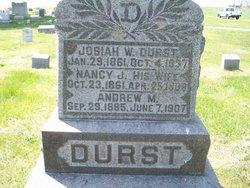 Josiah W Durst