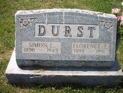 Simon L Durst