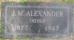 James Martin Alexander