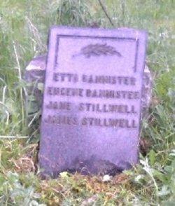 Lou Etta <i>Stillwell</i> Bannister