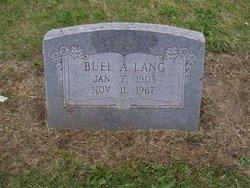 Buel Albert Lang