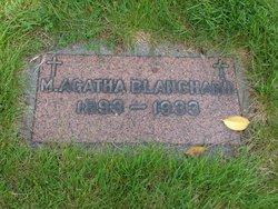 Mary Agatha <i>Callaghan</i> Blanchard