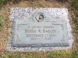 Bessie Rosetta <i>Gaylord</i> Bagley