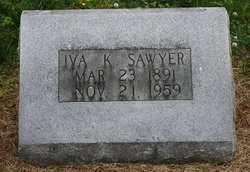 Iva K Sawyer