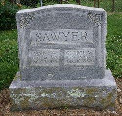 Mary E Sawyer