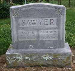 George W Sawyer