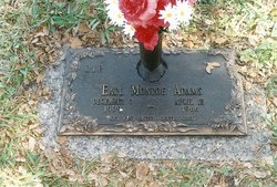 Earl Monroe Adams, Sr