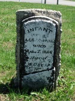 Infant Son Correll