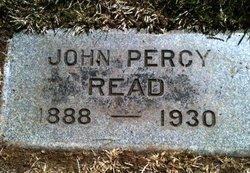 John Percy Read