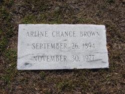 Arline <i>Chance</i> Bowen